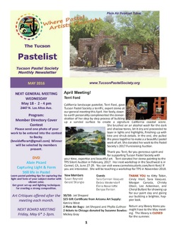 The Pastelist